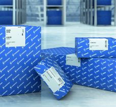 Grafic Motorservice New packaging design
