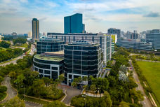 Grafik: Building with Motorservice offices in Singapore