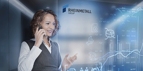 Rheinmetall Automotive Karriere