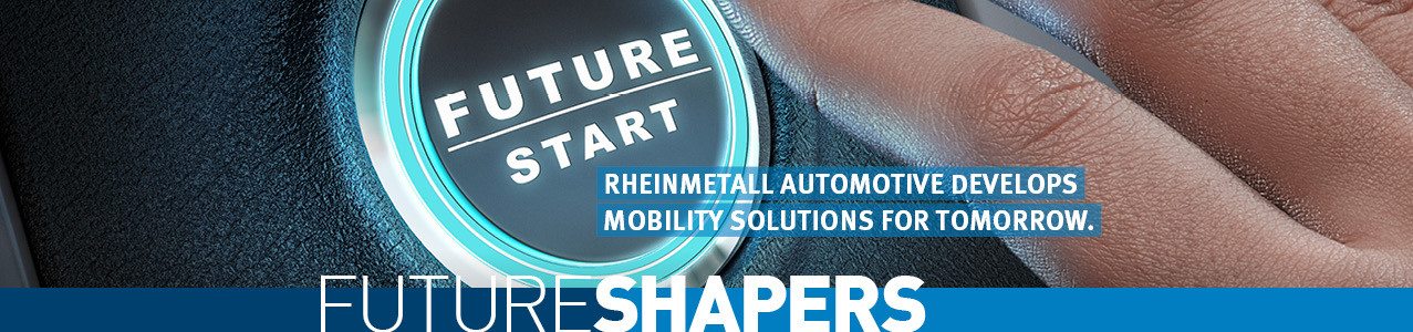 Rheinmetall Future Shapers
