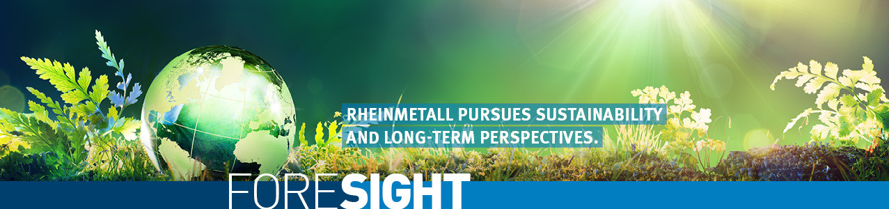 Rheinmetall Foresight