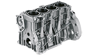 Rheinmetall Automotive Engine Casting